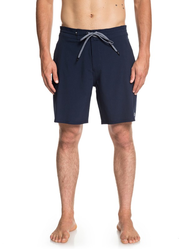 "0 Adapt 19"" 2-in-1 Beachshorts Blue EQYBS04100 Quiksilver"