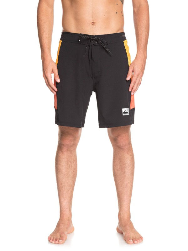 "0 Highline Fade Arch 18"" - Board Shorts for Men Black EQYBS04112 Quiksilver"