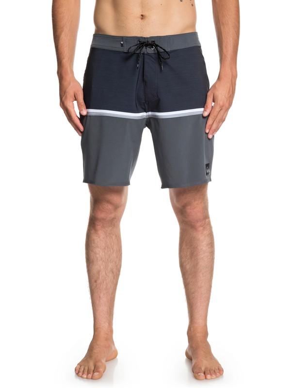 "0 Highline Division 18"" - Board Shorts for Men Black EQYBS04113 Quiksilver"