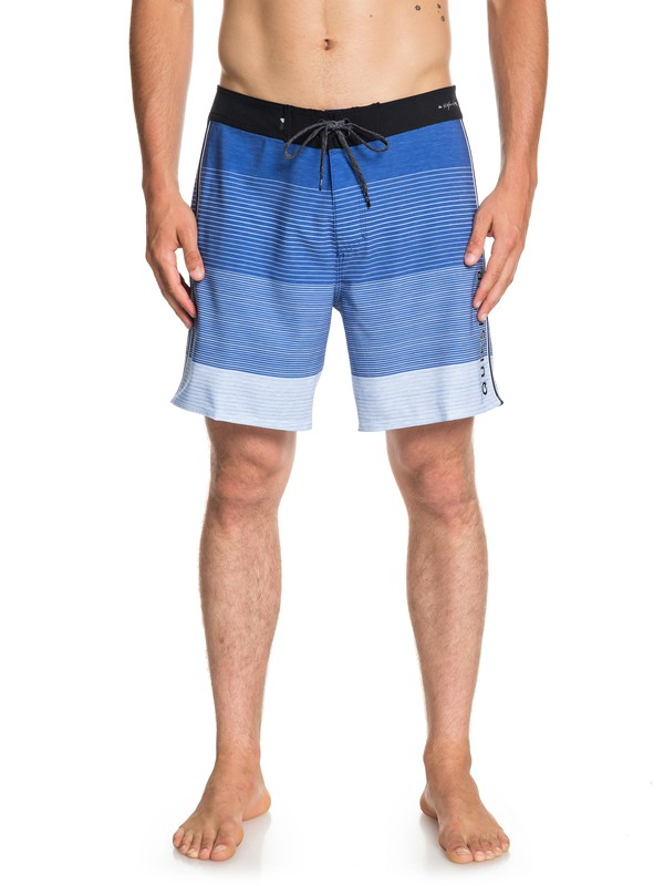"0 Highline Massive 17"" - Board Shorts for Men Purple EQYBS04115 Quiksilver"