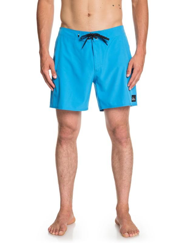 """0 Highline Kaimana 16"""" - Board Shorts for Men Blue EQYBS04117 Quiksilver"""