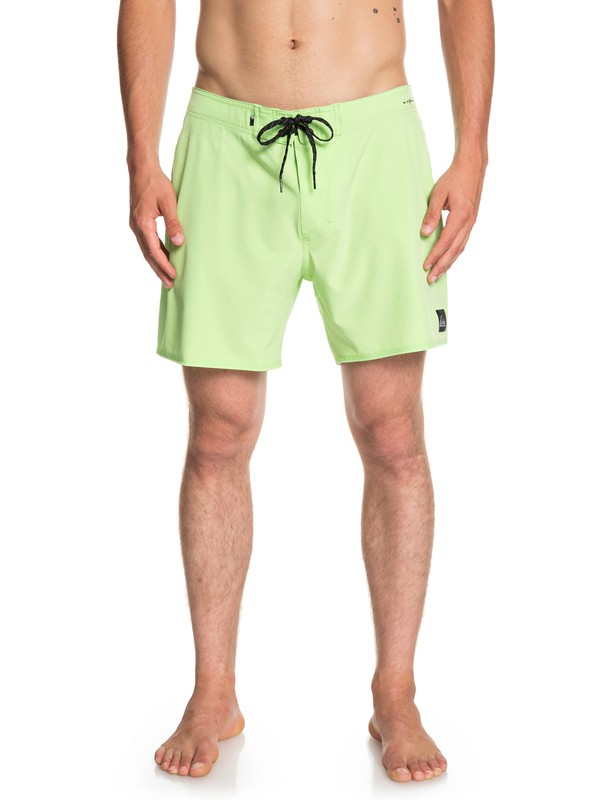 "0 Highline Kaimana 16"" - Board Shorts for Men Green EQYBS04117 Quiksilver"