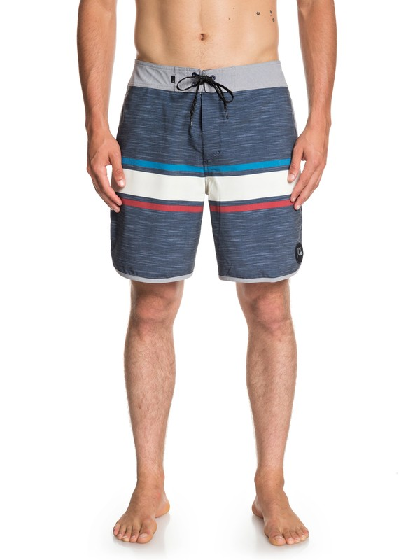 "0 Seasons 18"" - Beachshorts for Men Blue EQYBS04131 Quiksilver"