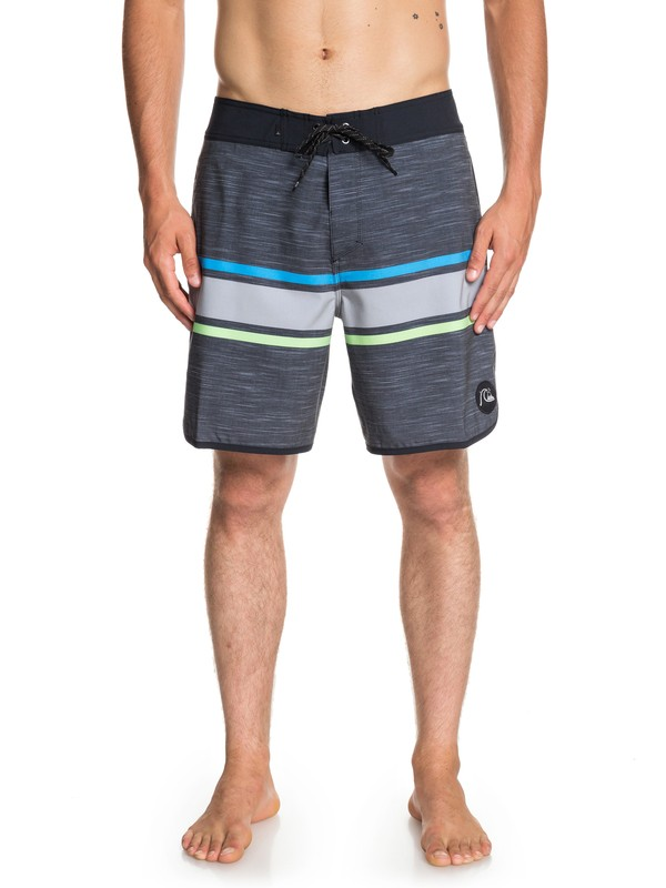"0 Seasons 18"" - Beachshorts for Men Black EQYBS04131 Quiksilver"