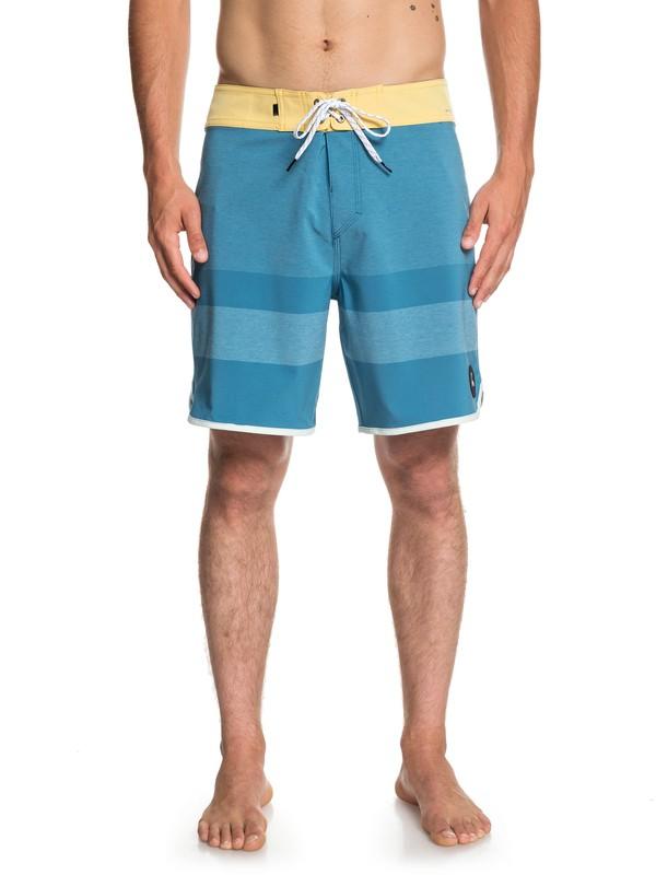 "0 Highline Tijuana 18"" - Board Shorts for Men Blue EQYBS04132 Quiksilver"