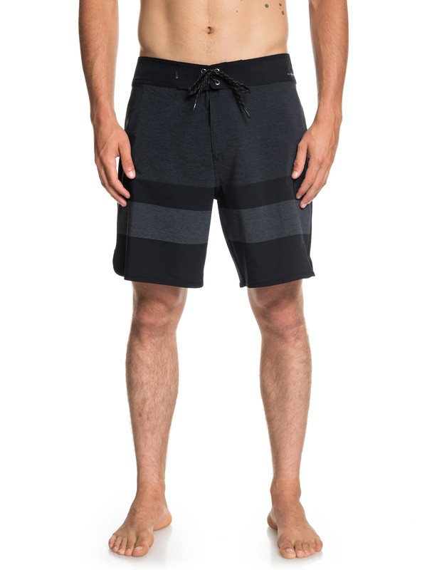 "0 Highline Tijuana 18"" - Board Shorts for Men Black EQYBS04132 Quiksilver"