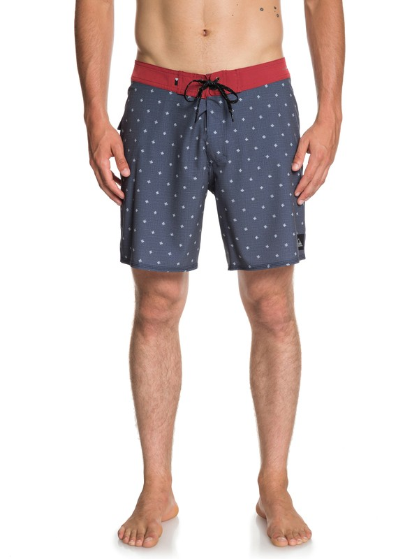 "0 Highline Voodoo 17"" - Board Shorts for Men Blue EQYBS04135 Quiksilver"