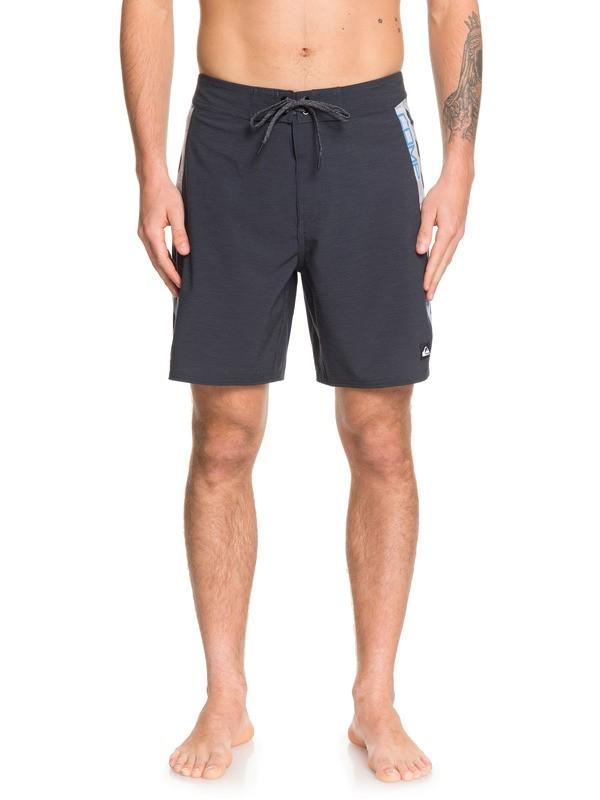 "0 St Comp 18"" - Board Shorts for Men Black EQYBS04144 Quiksilver"