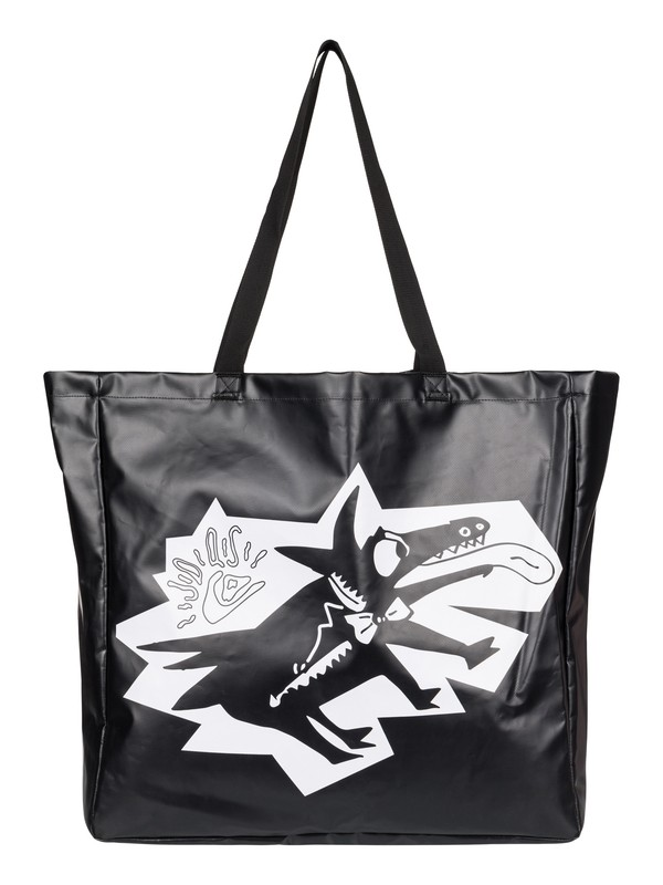 0 Julien David Tote Bag  EQYBT03007 Quiksilver