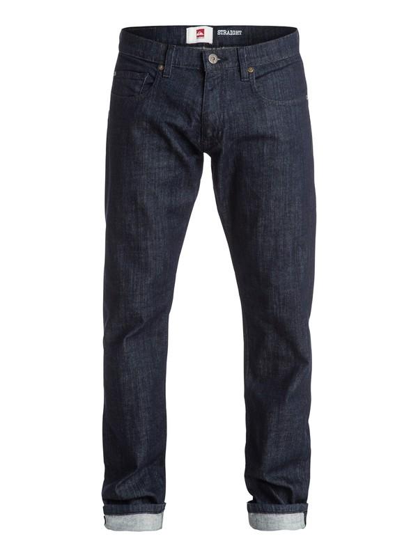 "0 Revolver Rinse Jeans, 32"" Inseam  EQYDP03007 Quiksilver"