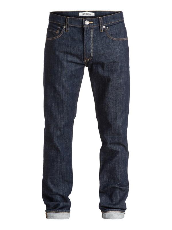 "0 Distorsion Rinse 32"" Slim Fit Jeans  EQYDP03056 Quiksilver"
