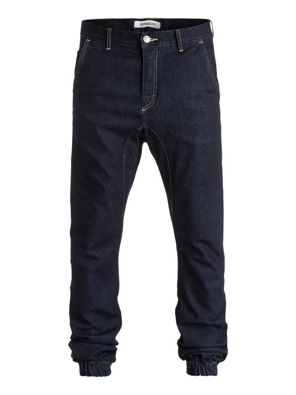 0 The Fonic Fix Denim - Pantalon chino  EQYDP03106 Quiksilver