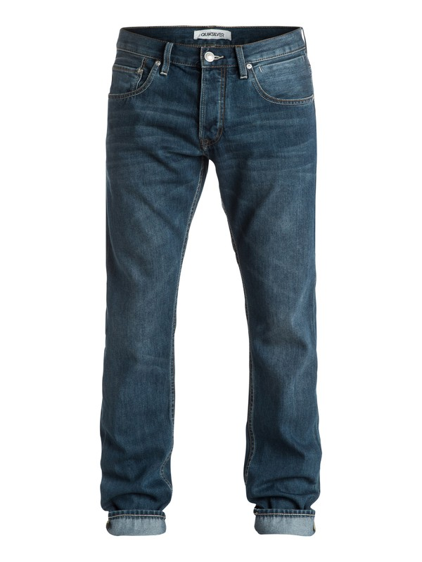 0 Revolver Best Straight-Fit Jeans  EQYDP03118 Quiksilver