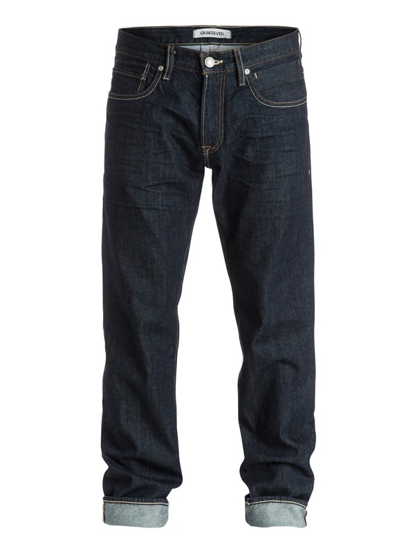 "0 Sequel Rinse 30"" Regular-Fit Jeans  EQYDP03155 Quiksilver"