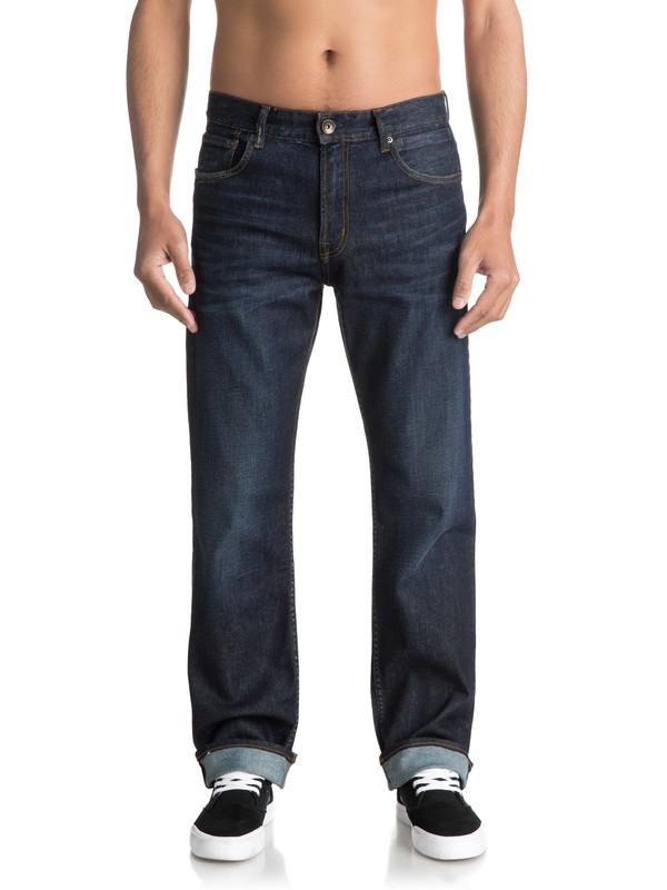 0 High Force Blue Glass - Jean ample pour Homme  EQYDP03342 Quiksilver