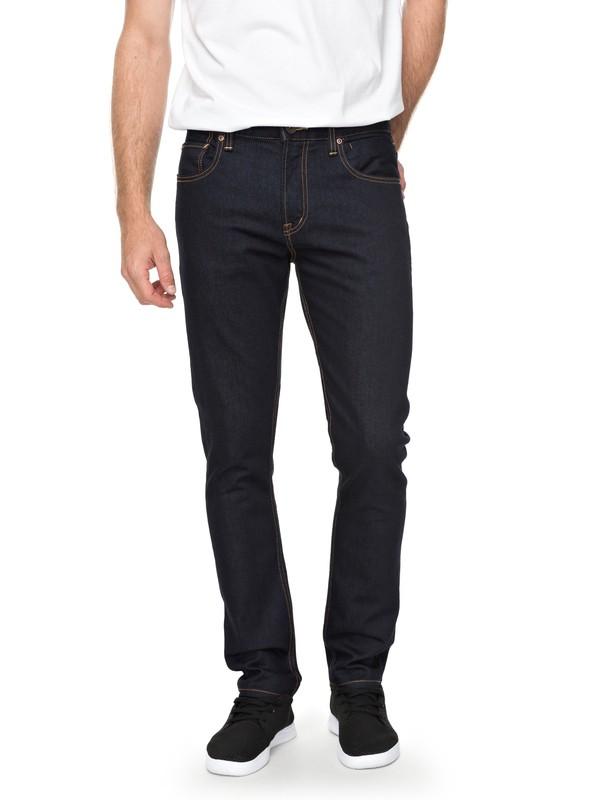 0 Distorsion Rinse - Jean slim pour Homme  EQYDP03363 Quiksilver