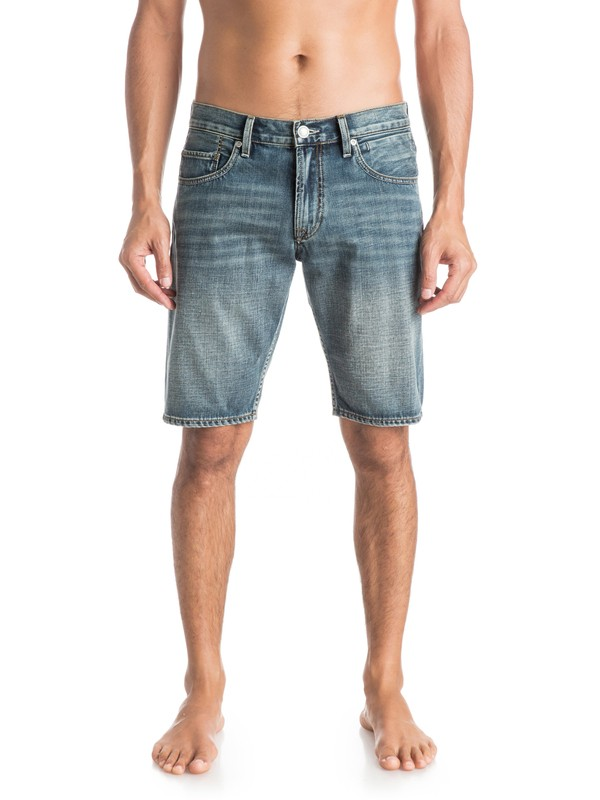 0 Sequel Short Vintage Cracked Shorts  EQYDS03033 Quiksilver
