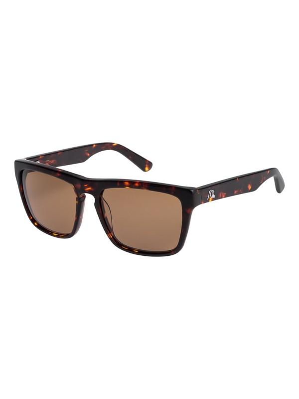 0 The Ferris Modern Originals - Sonnenbrille für Männer Braun EQYEY03016 Quiksilver