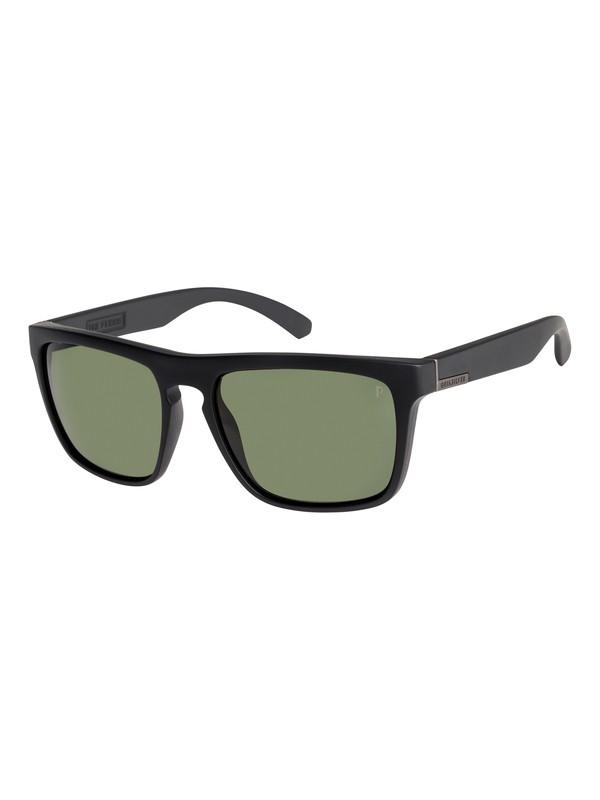 0 The Ferris Polarised - Sunglasses Black EQYEY03022 Quiksilver