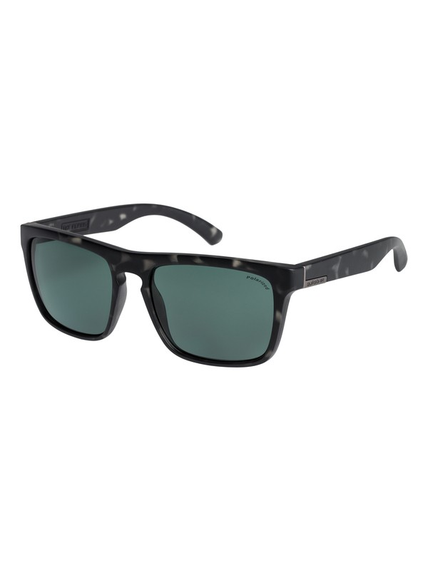 0 The Ferris Polarized Sunglasses Black EQYEY03022 Quiksilver