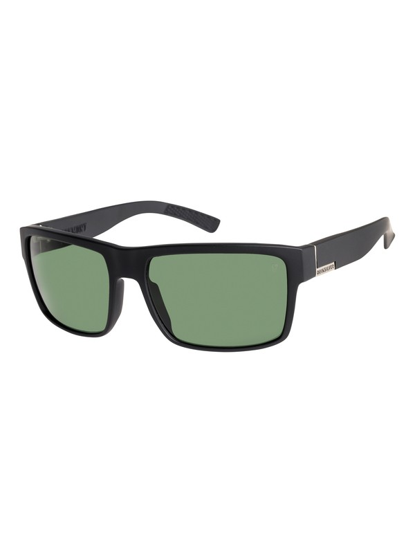 0 Ridgemont Polarized Sunglasses Black EQYEY03023 Quiksilver