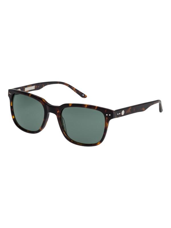 0 Brixton Sunglasses Brown EQYEY03025 Quiksilver