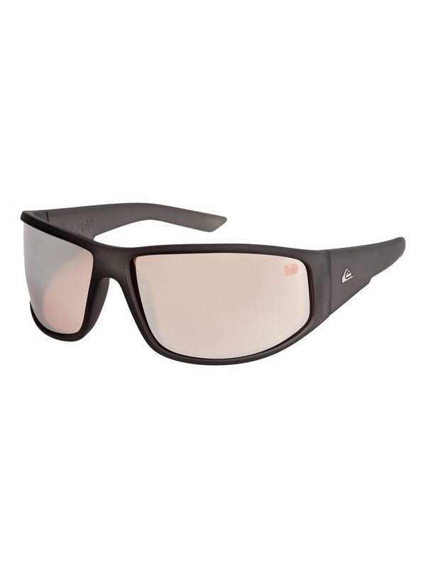 0 AKDK HD - Sunglasses Black EQYEY03031 Quiksilver