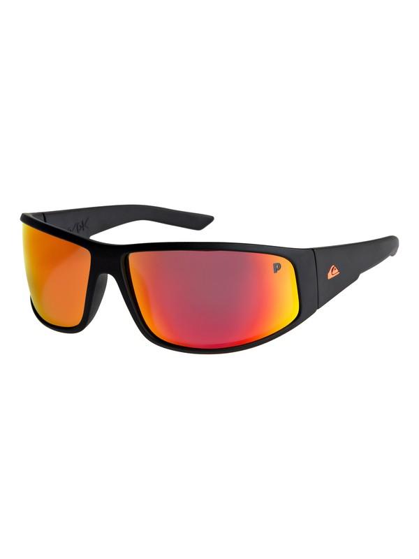 0 AKDK Polarised Floatable - Lunettes de soleil pour Homme Noir EQYEY03032 Quiksilver