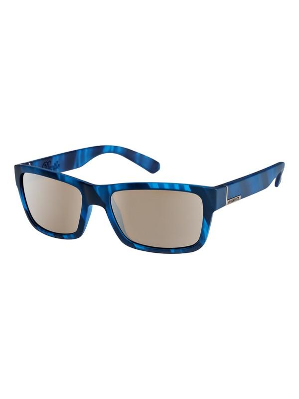 0 Deville - Lunettes de soleil pour Homme Bleu EQYEY03043 Quiksilver