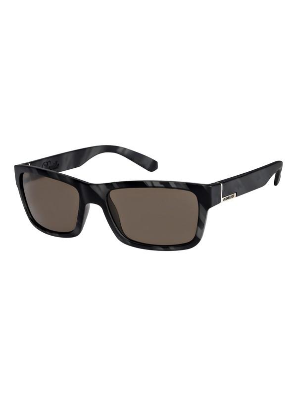 0 Deville - occhiali da sole Gray EQYEY03043 Quiksilver