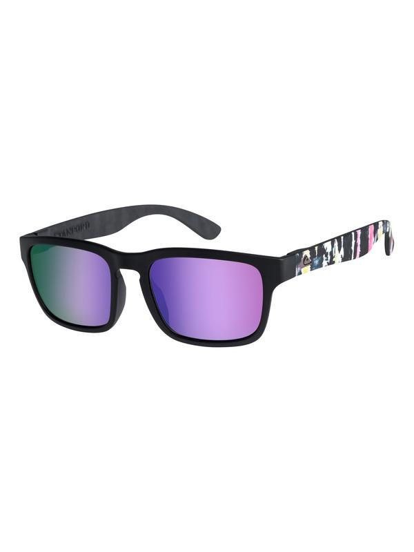 0 Stanford - Gafas de sol para Hombre Negro EQYEY03065 Quiksilver
