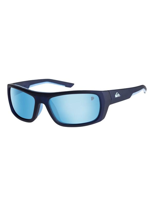 0 Knockout Polarised - Lunettes de soleil pour Homme Bleu EQYEY03073 Quiksilver