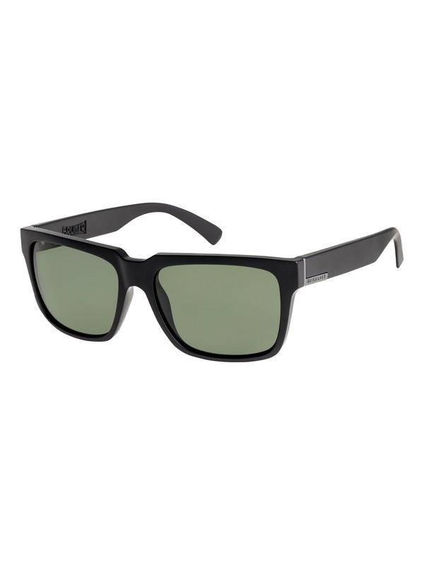 0 Bruiser Polarized Sunglasses Black EQYEY03076 Quiksilver