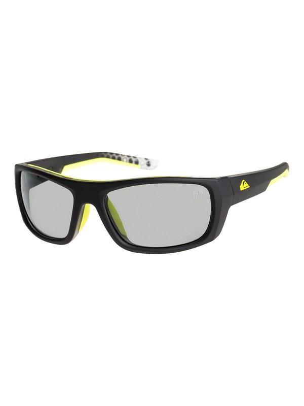 Quiksilver Sonnenbrille »Knockout Photochromic Polarised«, schwarz, black