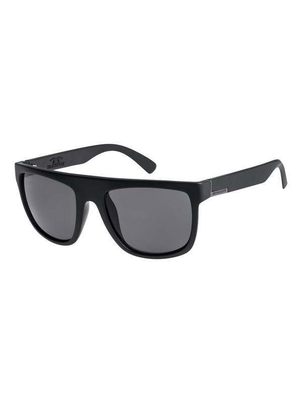 0 Bratstyle - Lunettes de soleil pour Homme Noir EQYEY03085 Quiksilver
