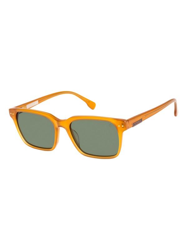 0 Bronxtown Polarised - Lunettes de soleil pour Homme Marron EQYEY03097 Quiksilver