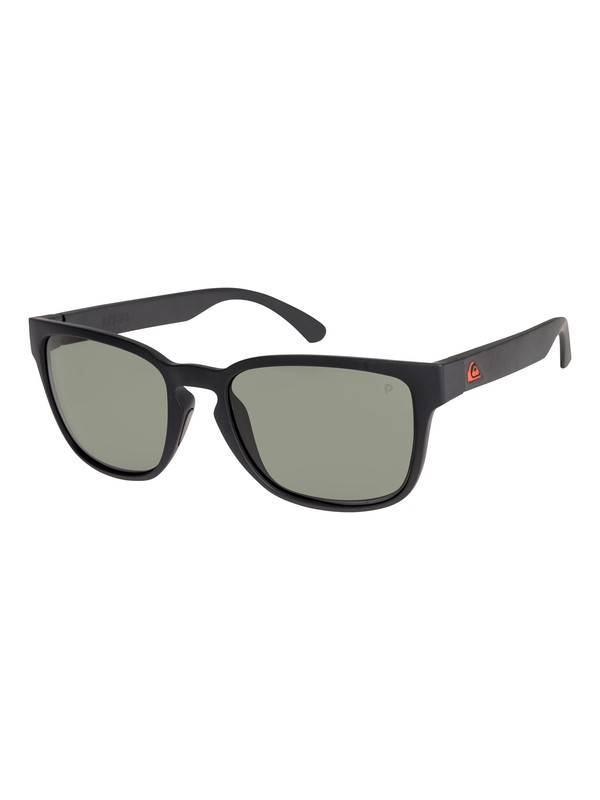 0 Rekiem Polarised Floatable - Lunettes de soleil pour Homme Noir EQYEY03100 Quiksilver