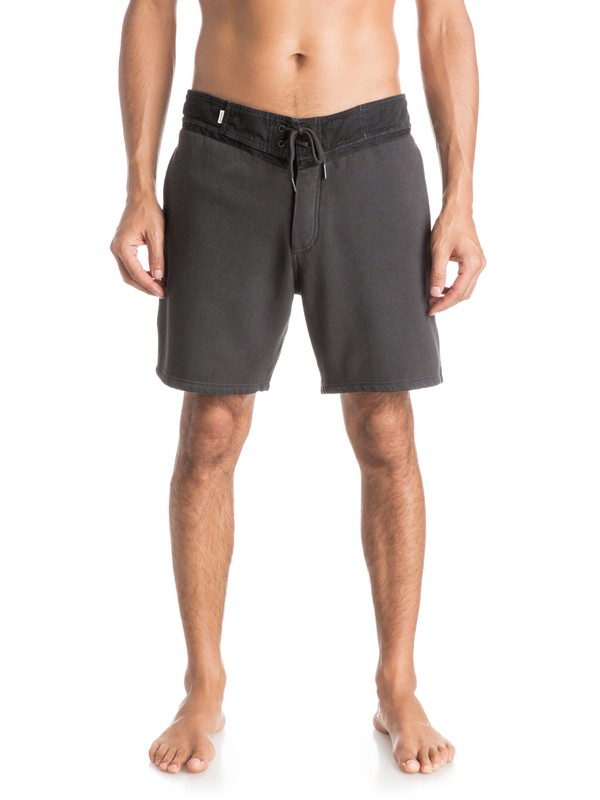 0 Street Trunk Fleece Shorts  EQYFB03045 Quiksilver