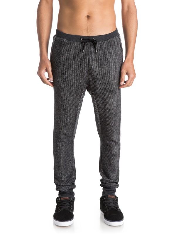 0 New Fonic Fleece - Pantalon de jogging  EQYFB03049 Quiksilver