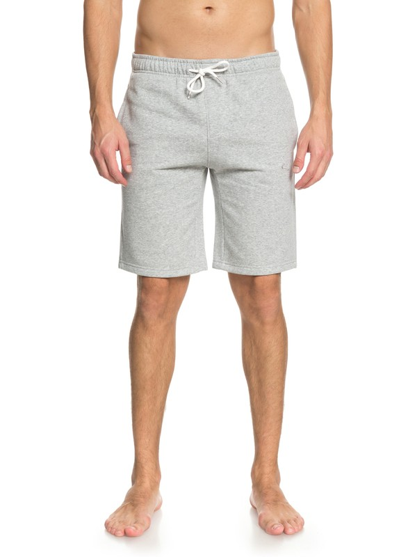 0 Everyday Sweat Shorts Grey EQYFB03060 Quiksilver