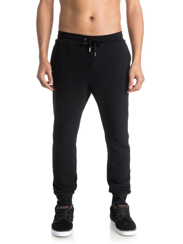 0 Revolutions Hunters Quilted Joggers  EQYFB03070 Quiksilver
