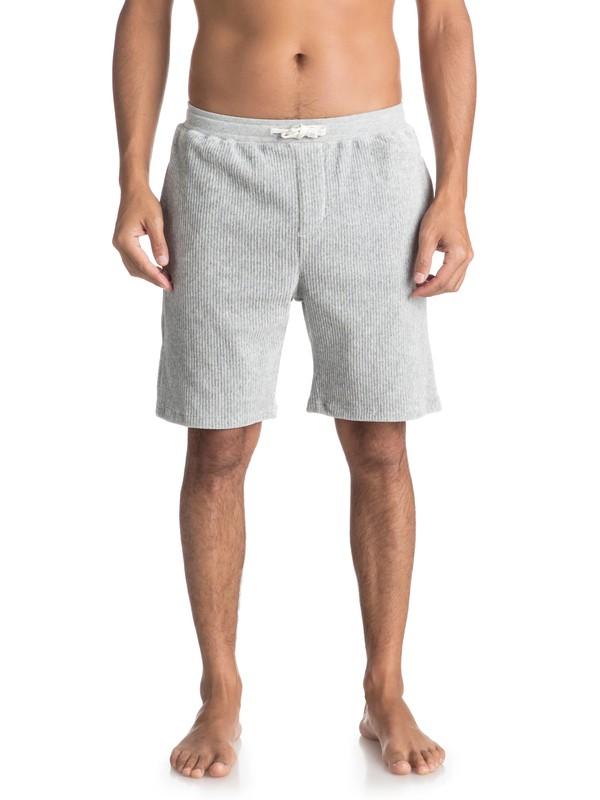 0 Diamond Tail - Short en molleton pour Homme  EQYFB03146 Quiksilver