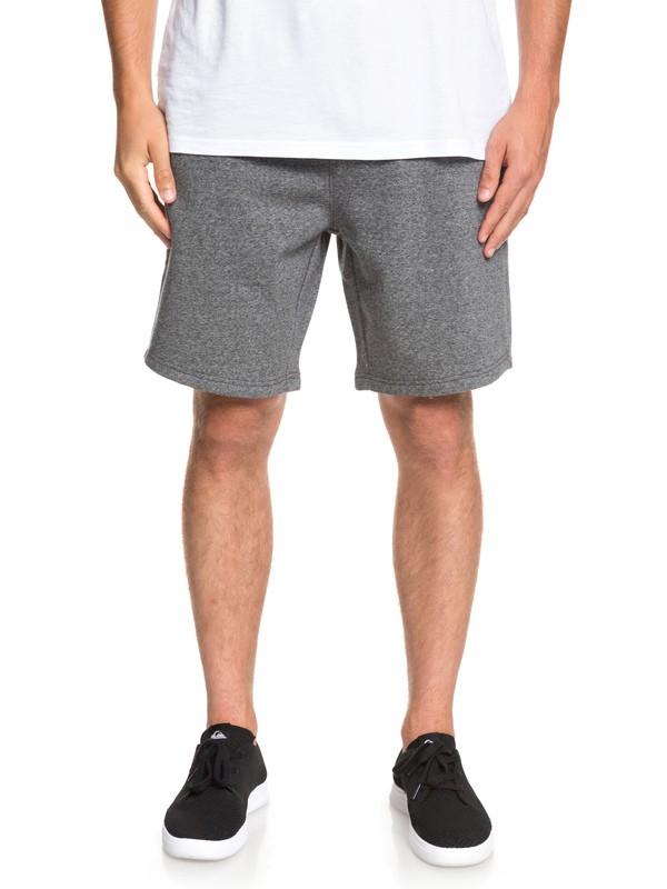 0 Everyday Sweat Shorts Black EQYFB03168 Quiksilver