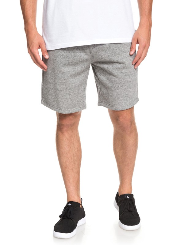 0 Everyday Sweat Shorts Grey EQYFB03168 Quiksilver