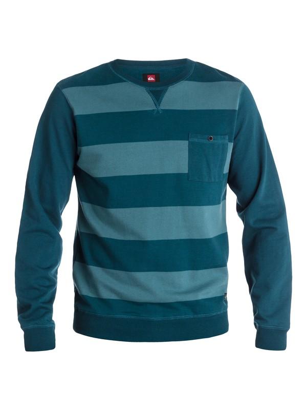 0 Custer Pullover Sweatshirt  EQYFT00020 Quiksilver