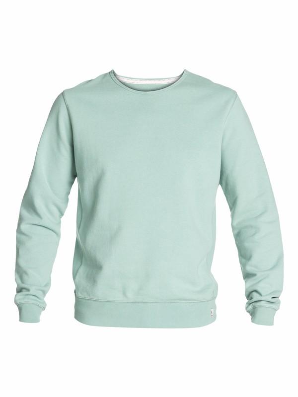 0 The Crew Pullover Sweatshirt  EQYFT03028 Quiksilver