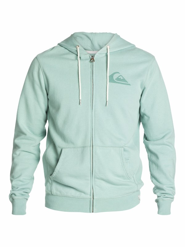 0 The Zip Through Zip Hoodie  EQYFT03034 Quiksilver