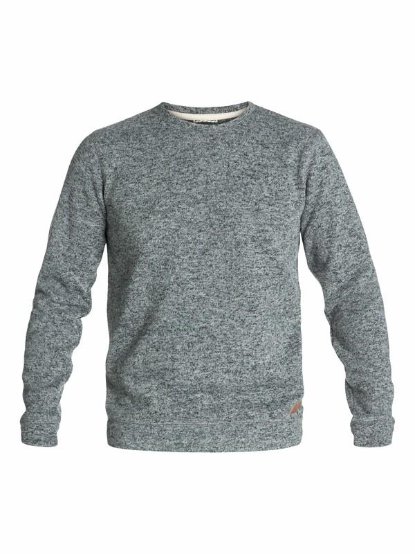 0 Keller Crew Pullover Sweatshirt  EQYFT03071 Quiksilver