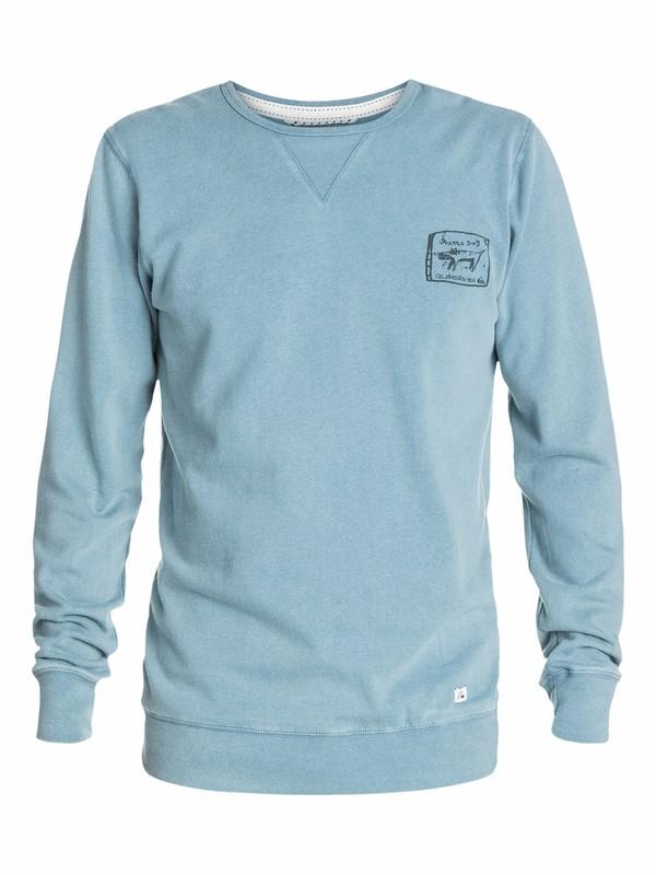 0 Matlock Crew Pullover Sweatshirt  EQYFT03080 Quiksilver