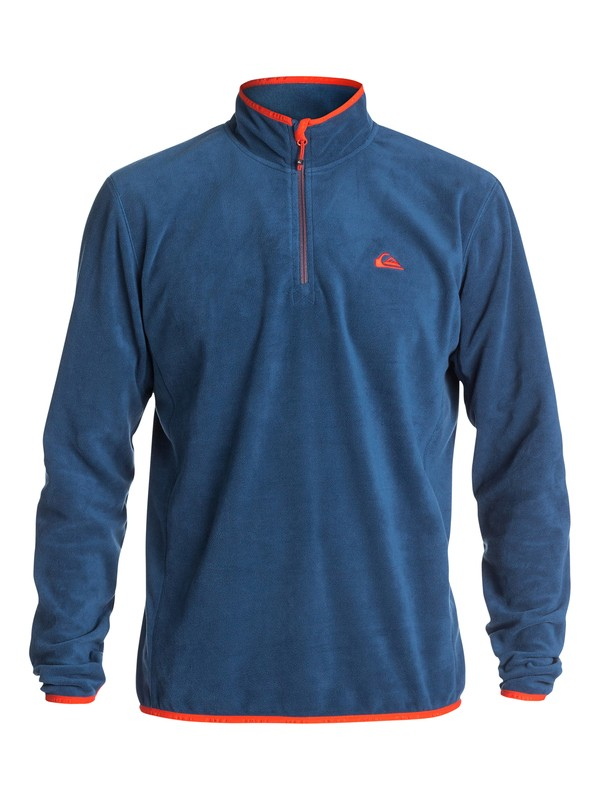 0 Mission Half-Zip Fleece  EQYFT03163 Quiksilver